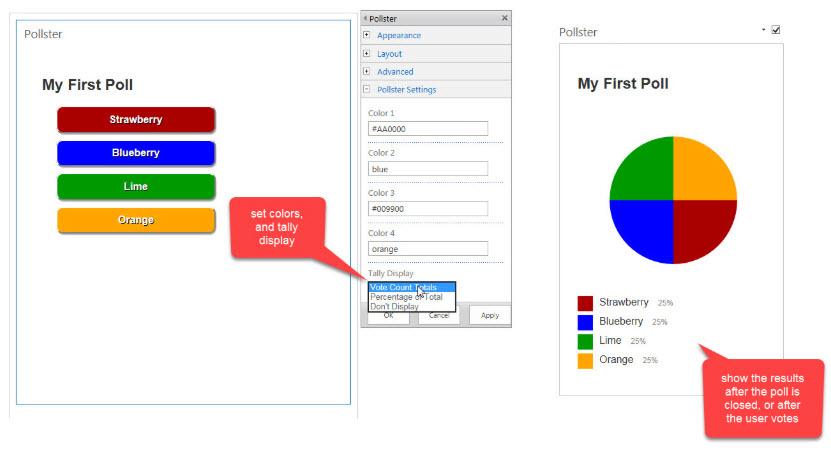 SharePoint Polster App